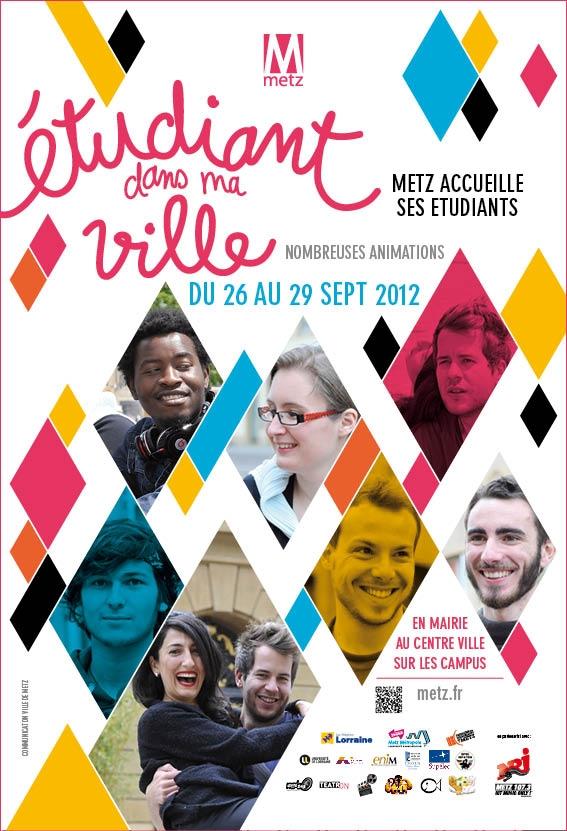 Photo : Étudiant Dans Ma Ville - programme de la 4e édition