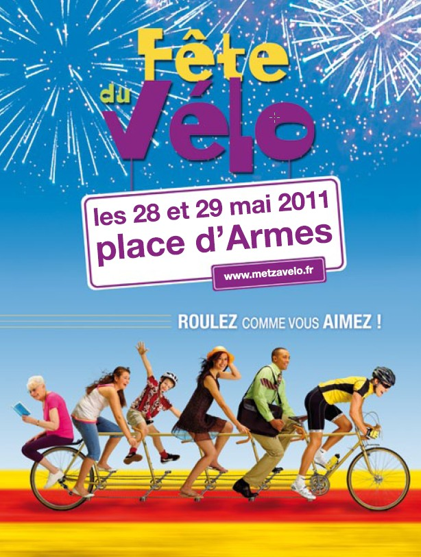 Photo : Fête du vélo Mai 2011