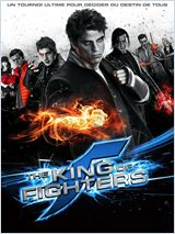 The King of Fighters - affiche du film