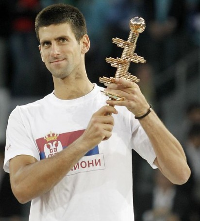 Photo : Tout le sport - Djokovic bat Nadal