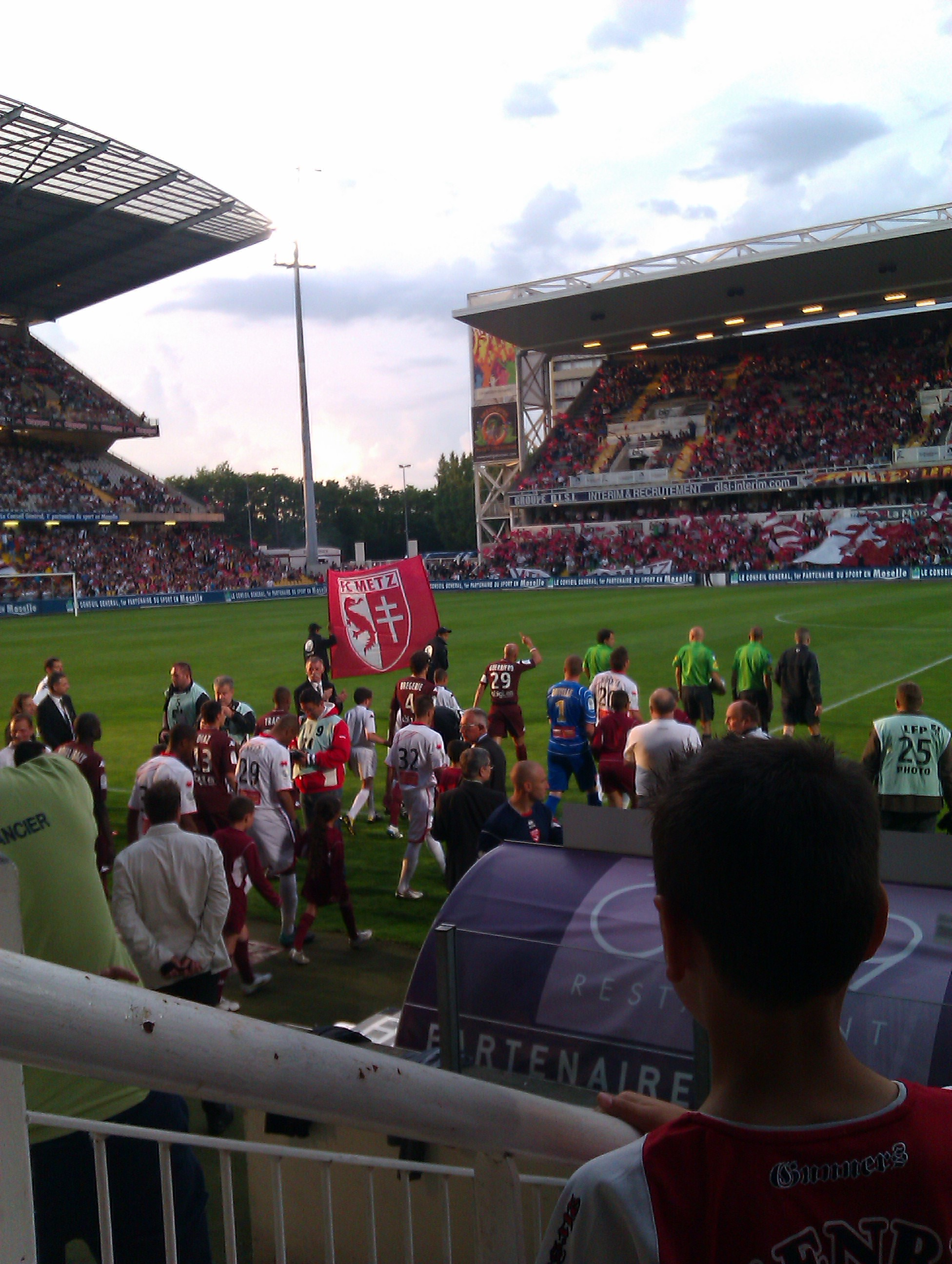 Photo : FC Metz : L'aventure en L2 continue !