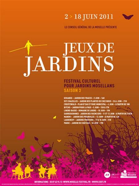 Photo : Festival Jeux de Jardins Metz 2011