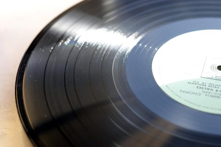 Photo : Foire aux disques Metz - CD DVD BD et vinyles