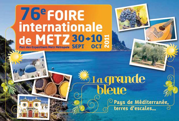 Foire internationale de metz 2011 for Parc des expositions de metz