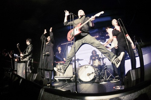 Photo : Concert Gaëtan Roussel