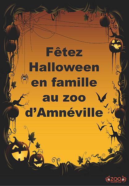 Photo : Halloween 2012 au Zoo d'Amnéville
