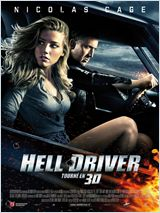 Hell Driver - affiche du film