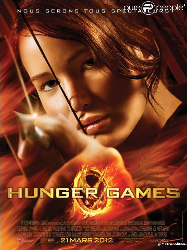 Photo : Hunger Games... Over