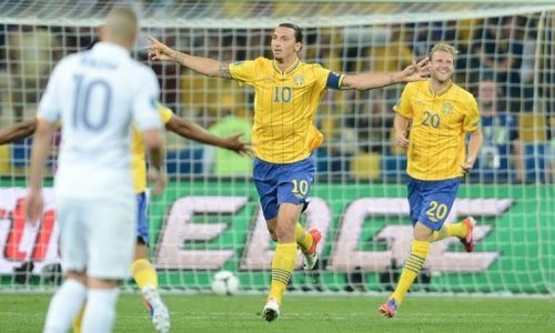 Photo : La France en quarts de finale de l'Euro
