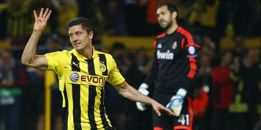 Photo : Les allemands ont donné une leçon de football