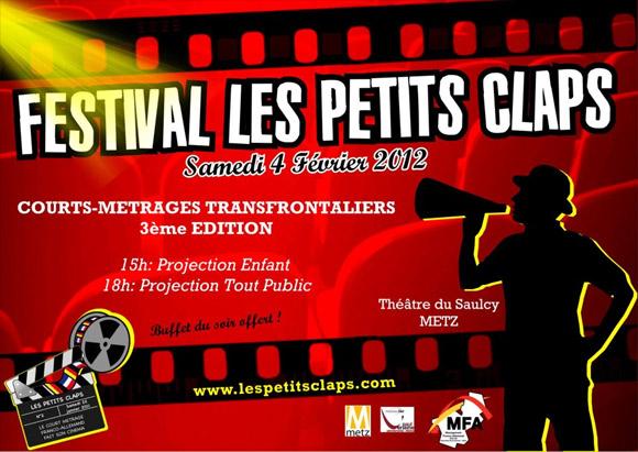 Photo : Les Petits Claps 2012 arrivent