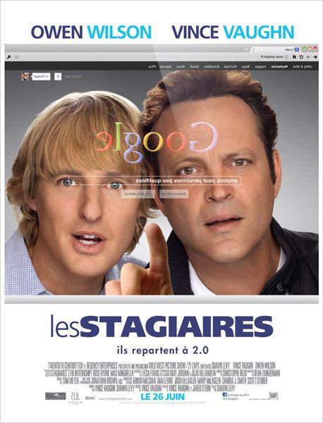 Photo : Les Stagiaires et la Googlitude