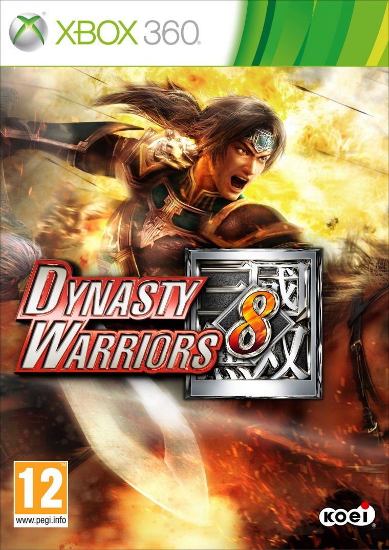 Image - Dynasty warriors 8