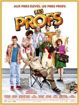Affiche film Les profs