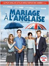 Affiche film Mariage à l'anglaise