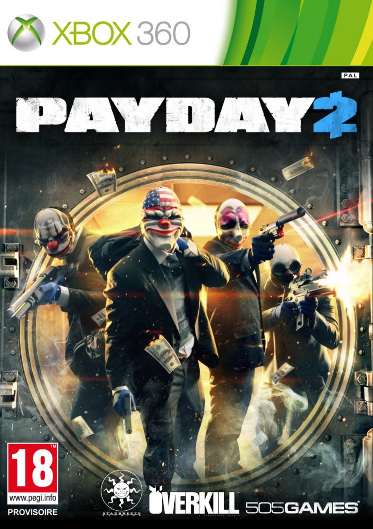 Image de Payday 2