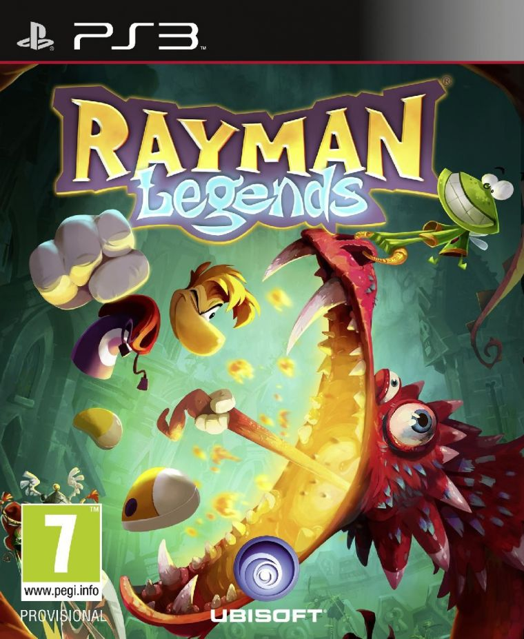 Image Rayman Legends