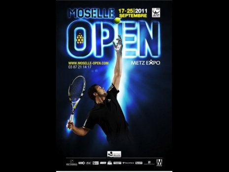 Photo : Open de Moselle ou Moselle Open 2011