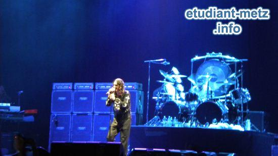 Photo : Photo/Vidéo Concert d'Ozzy Osbourne