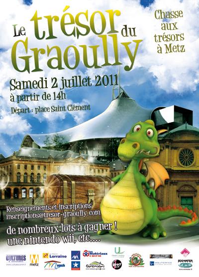 Photo : Photos Chasse au trésor du Graoully - Metz