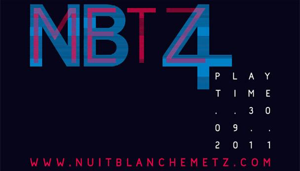 Photo : Nuit Blanche 4 - Programme détaillé
