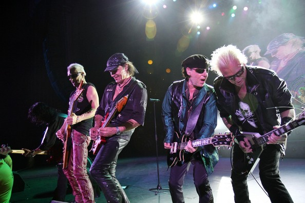 Photo : Scorpions une tournée d'adieu