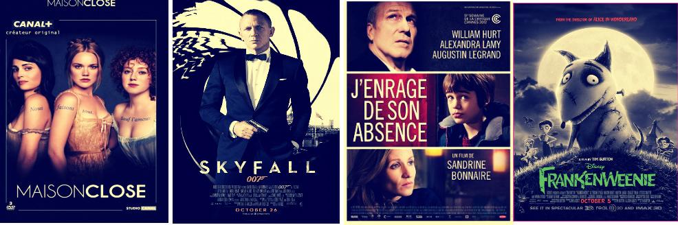 Photo : Sélection sorties cinéma de la semaine du 25 février au 3 mars 2013