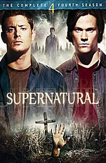 Supernatural saison 4 - DVD