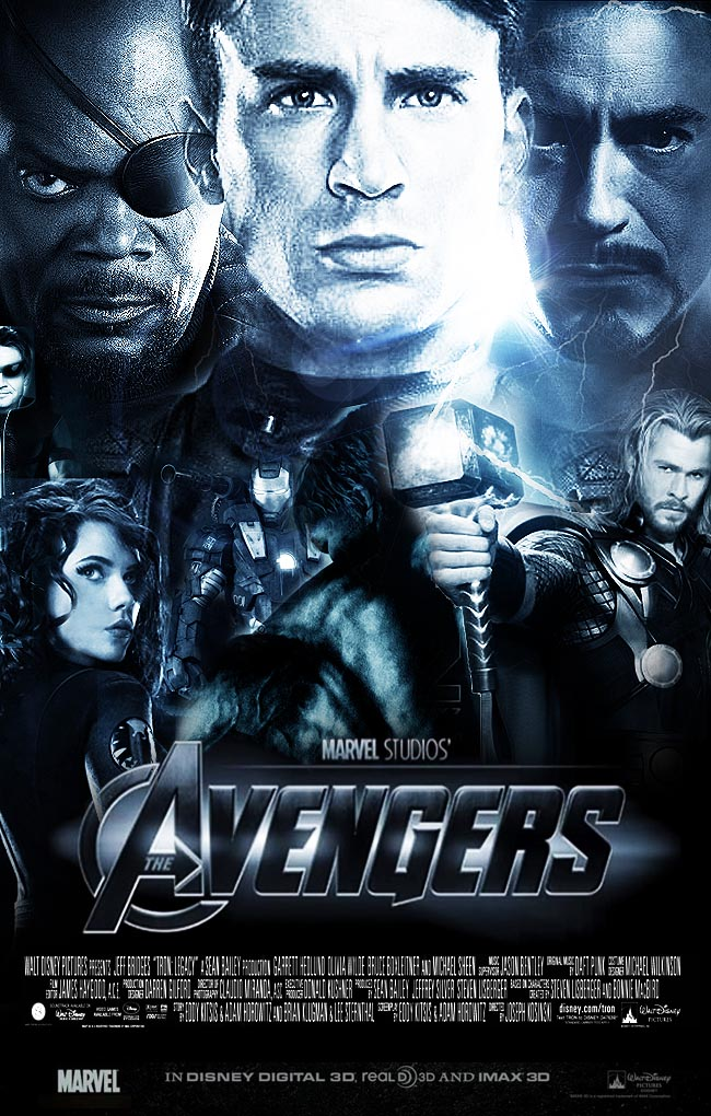 Photo : The Avengers - nouveau Teaser
