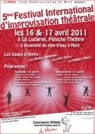 Photo : 5ème Festival d'improvisation théâtrale de Metz