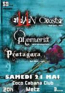 Photo : Concert Samedi 21 Mai au Coco Cabana Metz !