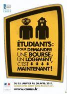 Photo : Dossier Social Étudiant 2011