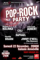 Pop Rock Party 2012 - une 6ème édition de folie