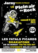 Photo : Plein Air Rock Jarny 11 Juin 2011