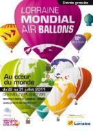 Photo : Mondial Air Ballons 2011