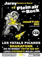 Photo : Photos et vidéos du festival Plein Air de Rock Jarny 2011