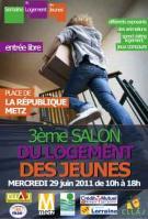 Photo : Salon du Logement des Jeunes Metz 2011