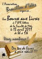 Photo : Deuxième bourse aux livres à Metz