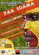 Photo : Festival africain YAA SOAMA