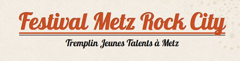 Photo : Tremplin Metzrockcity - Les 24 sélectionnés pour le live