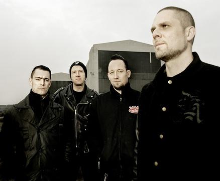 Photo : Volbeat en concert à la Rockhal