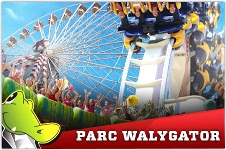 Photo : Walygator - 100 invitations à gagner pour de nouvelles sensations