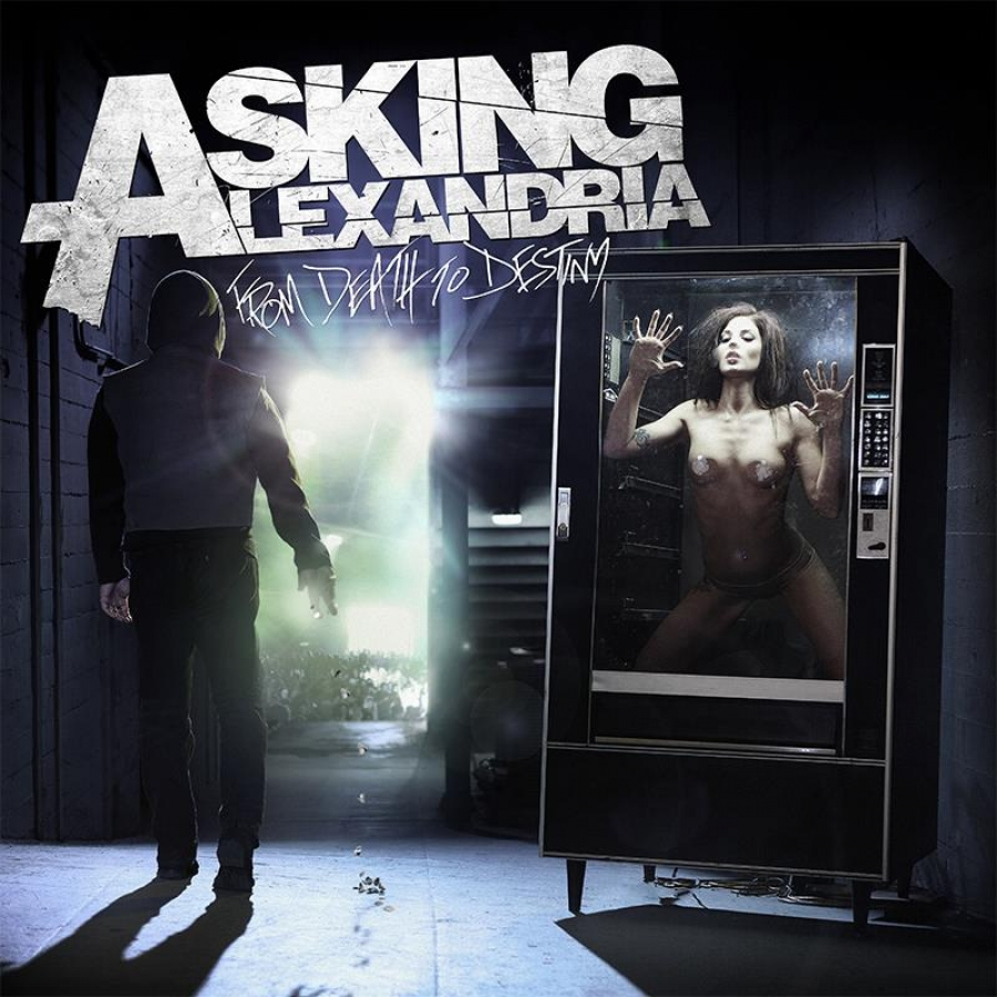 Photo : ZOOM sur...Asking Alexandria