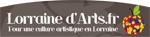 Le logo Lorraine d'arts