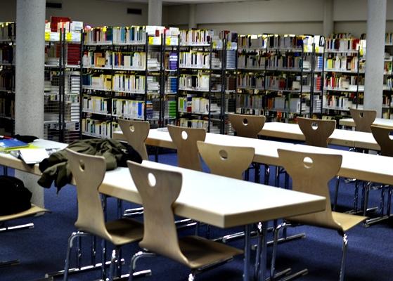 Photo : Bibliothèque universitaire du Saulcy